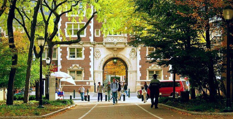 upenn campus