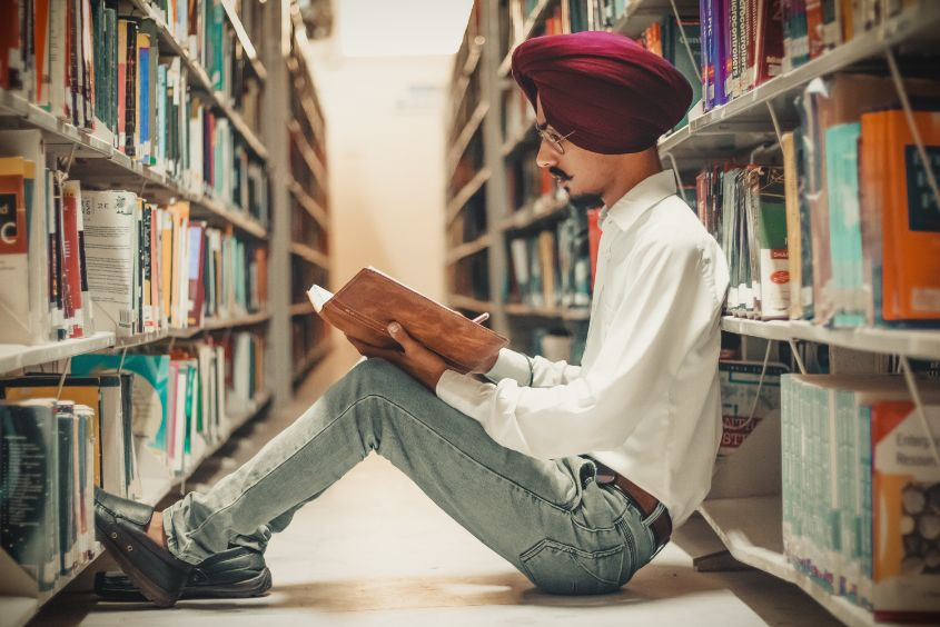 student from india studying for american ivy league