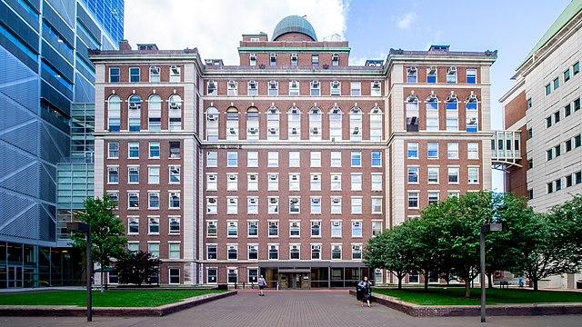 Pupin Hall @ Columbia University byvAjay Suresh from New York, NY, USA - Columbia University - Department of Physics